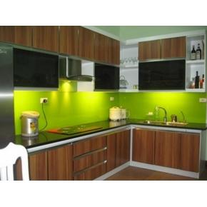 Kính Màu Ốp Bếp Giá Rẻ Tại Hà Nội